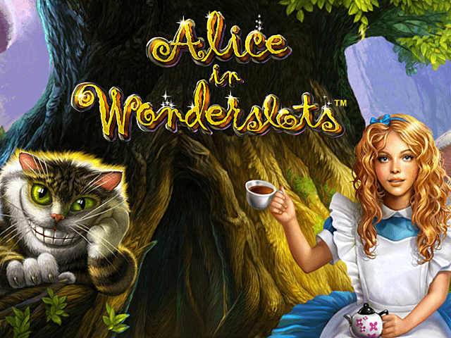 Играть в автомат Алиса В Стране Чудес на деньги