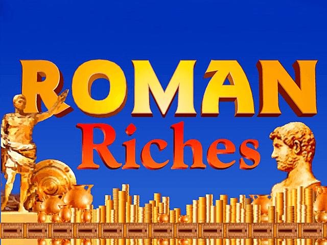 Roman Riches от Microgaming - классический онлайн-автомат