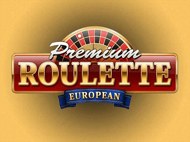 Premium Roulette European от Playtech виртуальный слот, в который можно играть в интернете онлайн